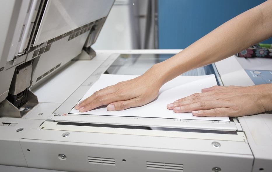 Сканирование и копирование документов